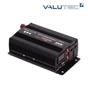 (12V) 벨류텍 유사정현파 인버터 VIM-300W 차량용인버