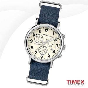 TIMEX 타이맥스 TW2P62100 WEEKENDER 우림시계정품