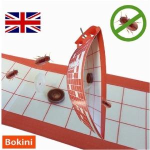 (5개입) 보키니 권연벌레 전용 페로몬 끈끈이 트랩