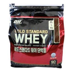 옵티멈 골드 스탠다드웨이 단백질 보충제2.74kg 헬스