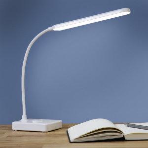 충전식 학습용 플렉시블 LED 스탠드 색변환 밝기조절