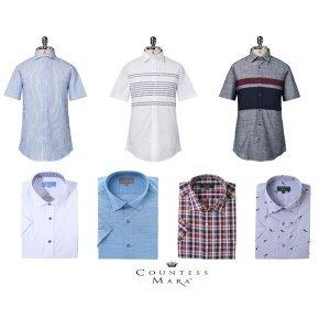(신세계센텀점)반소매(일반/슬림형) 가성비좋은 셔츠 추천상품 20종 택1 CDCT1B7102외