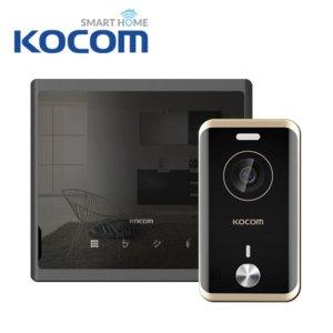 KCV-S701+KC-R80E 패키지 4선식 비디오폰/인터폰/설치