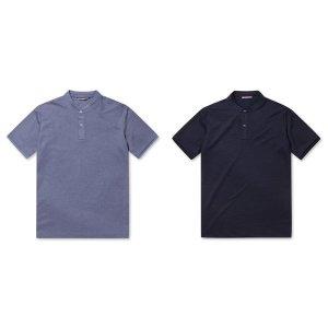 스탠카라 티셔츠CMM0KL22-1