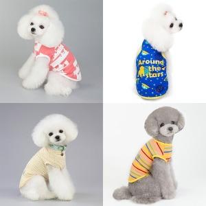 코코아르 애완견 의류 사계절 티셔츠 강아지옷 할인전