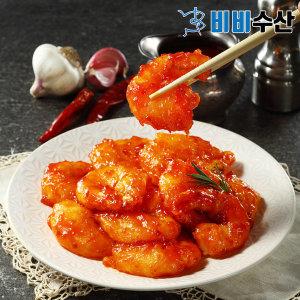 튀김공방 칠리 새우튀김 400g(2개이상 코코넛새우증정)