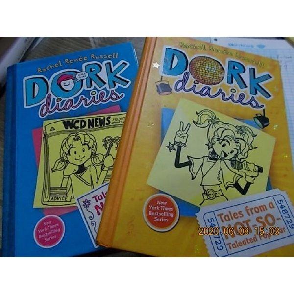 DORK diaries (3 5)     /(두권/Russell/하단참조)