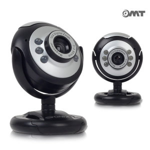 OMT 촬영 PC 화상카메라 웹캠 마이크 WEBCAM-2020