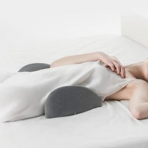 (스탠바이미 허리베개) 스탠바이미 허리베개 5대 안전 인증 허리가 편한 베개  허리쿠션 등쿠션 숙면베개