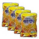 비타민레몬캔디100gX4봉 디저트 사탕 과자 간식