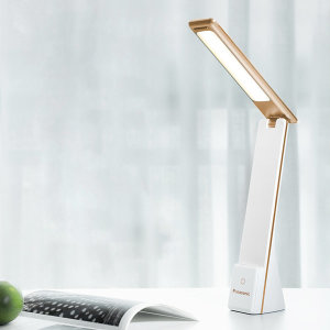 충전식 스탠드 플리커프리 휴대용 LED스탠드 화이트