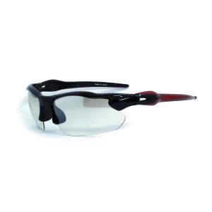 운동 스포츠 자외선 차단 투명 고글 선글라스