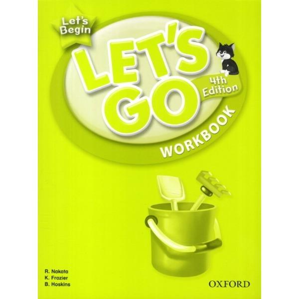 옥스포드(OXFORD) Lets Go Begin - WorkBook (4th Edition)