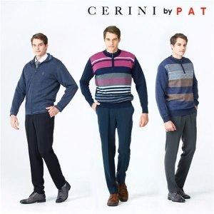 CERINI by PAT   하프클럽/ 남성 프리미엄 TR 릴렉스 팬츠
