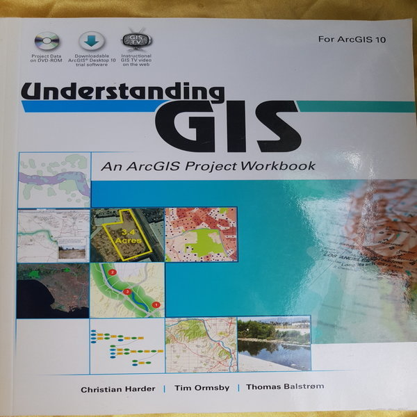 Understanding GIS/esri PRESS.2011