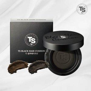 TS  티에스 블랙 헤어쿠션 14g 1개