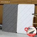 마르다 프리미엄 모로코 규조토 향균 발매트 욕실 L