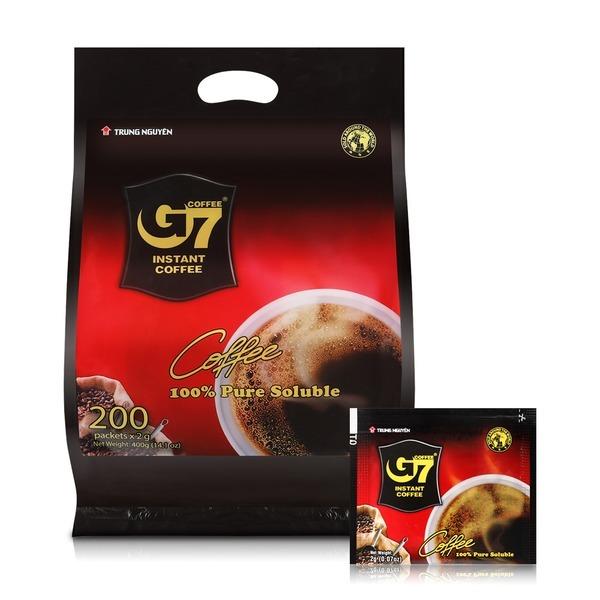 G7 베트남 커피 블랙 200T