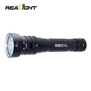 SHARKEYE-4S 5000루멘 LED후레쉬 손전등 본체만 구매