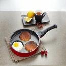 쉐프웨이 모나크 3구 에그팬/계란 후라이팬 24cm