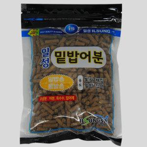 일성 밑밥 어분  민물떡밥