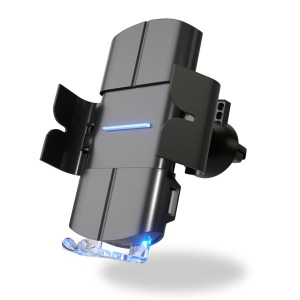 듀얼 고속 무선충전기 스마트폰 거치대 기본 송풍구형