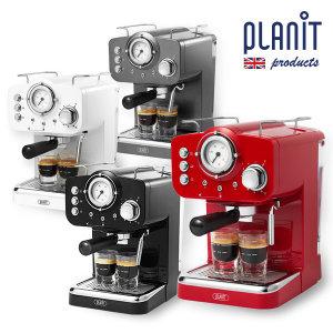 에스프레소 커피머신 홈카페프레소 PCM-F15 레드 -