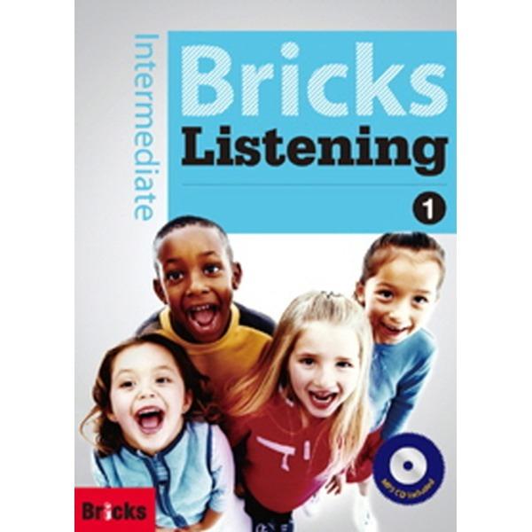 사회평론 Bricks Listening Intermediate 1 (CD1장포함)