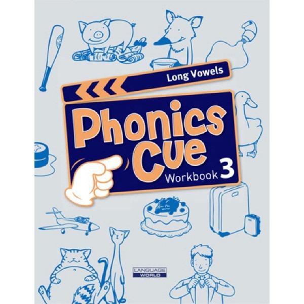 LANGUAGEWORLD PHONICS CUE WORKBOOK 3