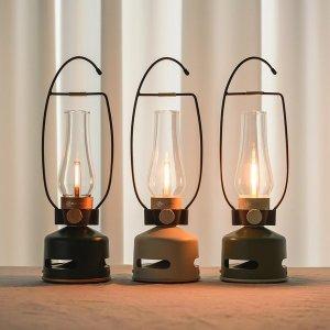 (모리모리(MoriMori))  모리모리  따뜻한 감성을 담은 캠핑  인테리어 겸용 블루투스 LED 랜턴 스피커 3...