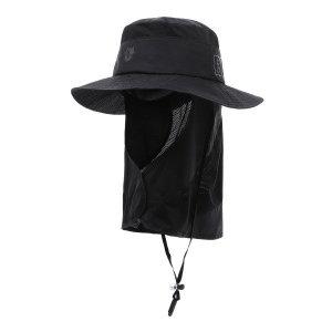 블랙야크키즈  자외선 차단에 뛰어난 아동 모자  20경량매쉬햇