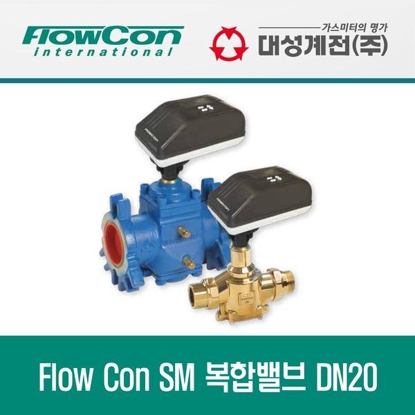 대성계전 Flow Con SM 복합밸브 DN20