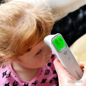 비접촉 체온계 디지털 비대면 체온측정기 (국내정품)