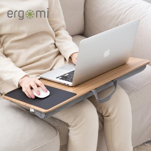 (에르고미) 에르고미 랩데스크 독서대 노트북거치대 책받침대 무릎책상