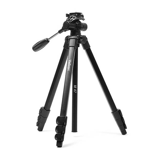 벨본 M47 비디오삼각대 /부드러운 틸팅 패닝 (M12005)