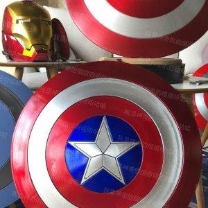 마블 어벤져스 캡틴 아메리카 비브라늄 방패
