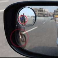 2P 안전운전 초보 면허 사각지대 보조 거울 미러