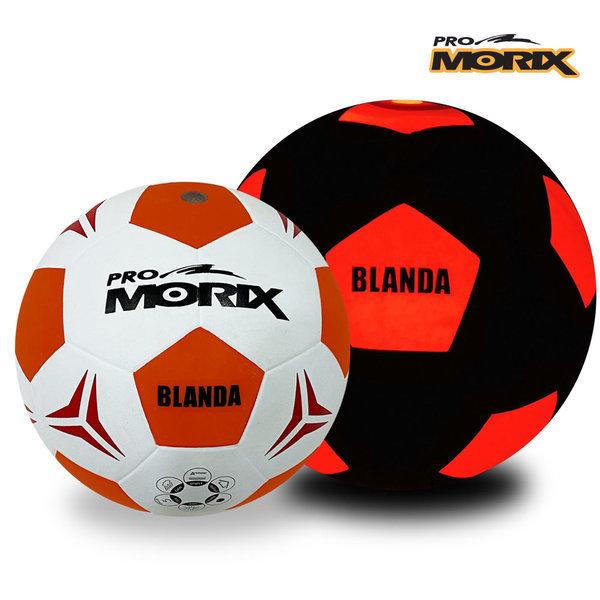프로모릭스 야광축구공 블란다 /LED 야광축구공