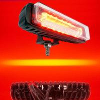 12V-60V 30W 지게차 LED안전라인램프 레드/써치라이트