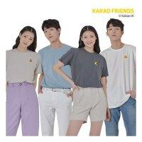 카카오프렌즈 20SS 캐릭터 티셔츠 5종SET