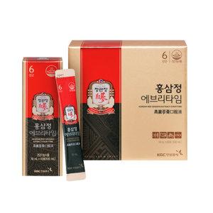 홍삼정 에브리타임(10ml30포) /백화점 상품