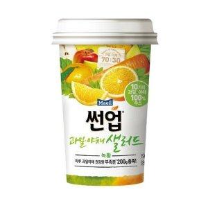 매일)썬업과일야채녹황컵