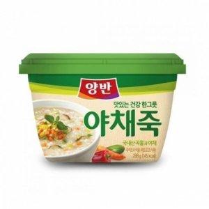 동원)양반야채죽