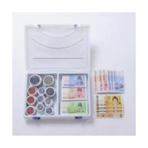 이선생 돈모형 학급용 160P 한국지폐 한국동전 수업용
