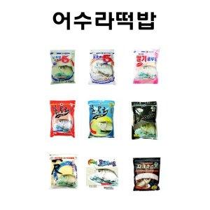 그린낚시/중앙어수라 떡밥 휘모리 글루텐5 포테이토