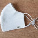 여름 인견 아사 필터내장형 성인 마스크 국산면(흰색)
