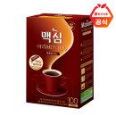 맥심 아라비카 100 솔루블 커피 100T /커피만