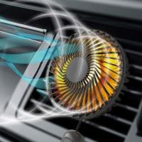 코비 IM 차량용 다용도 LED 에어 써큘레이터 선풍기