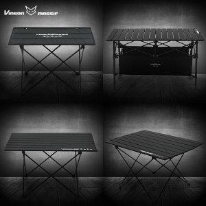시그니처 듀랄루민 XXL 접이식 롤 경량 캠핑 테이블
