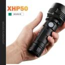 10000루멘 초강력 XHP50칩셋 울브스 X6 LED랜턴 본품